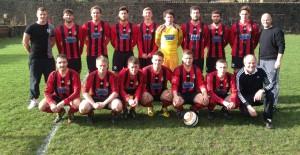 1st XI Team Photo - 2014-15 Season Ryburn United